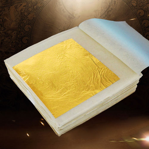Feuille d'or 24K